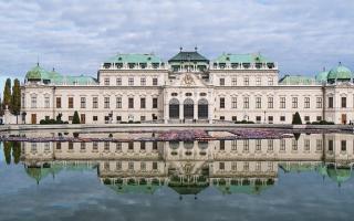 Wien Belvedere Foto © Herbert Bieser (https://pixabay.com)