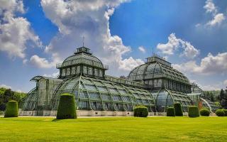 Schönbrunn Pamenhaus Wien Belvedere Foto © Robert Pax (https://pixabay.com)